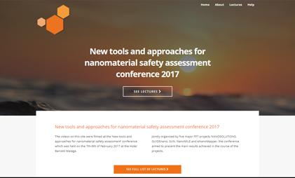 VIDEO AND SLIDES PLATFORM: NanoMILE