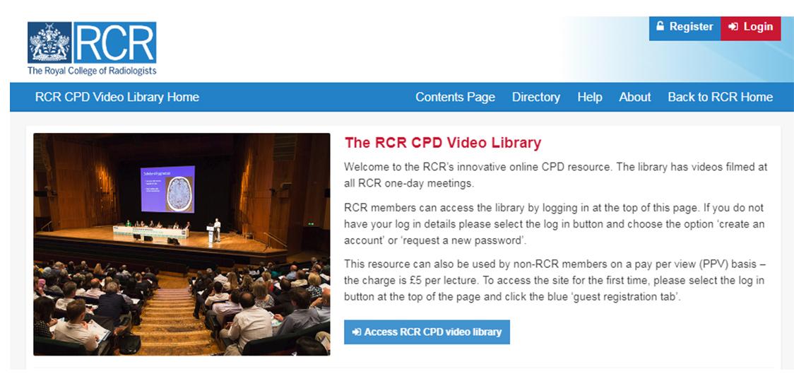 RCR video library launch – Inclusive Digital