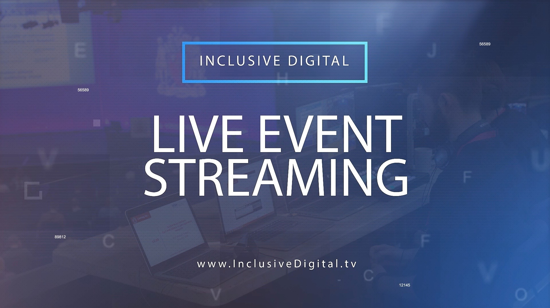 LIVE STREAMING: PROMO