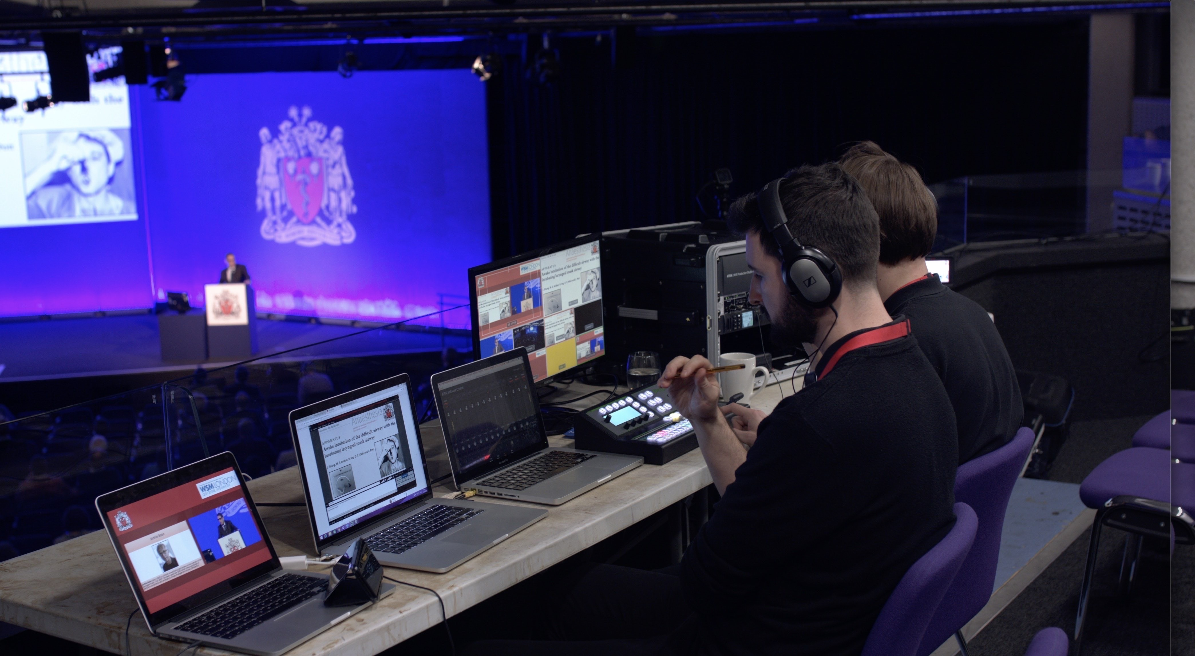 LIVE STREAMING: AAGBI WSM 2018