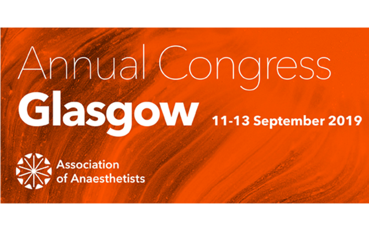 EVENT FILMING: Association of Anaesthetists Annual Congress 2019