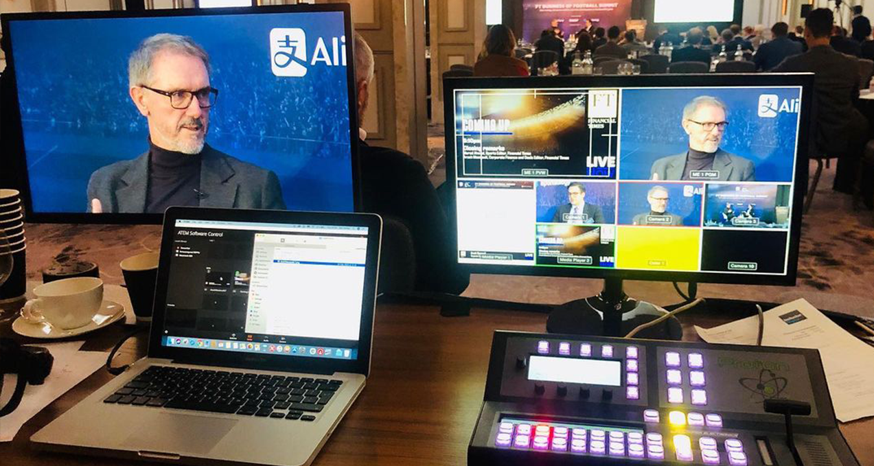 LIVE STREAMING: Financial Times